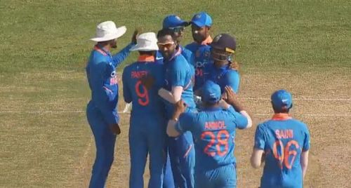 भारत ए की टीम