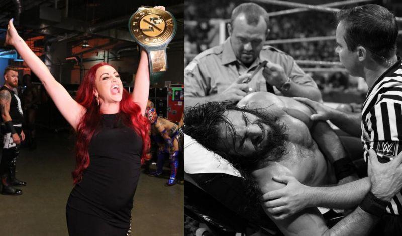 WWE राउंड अप