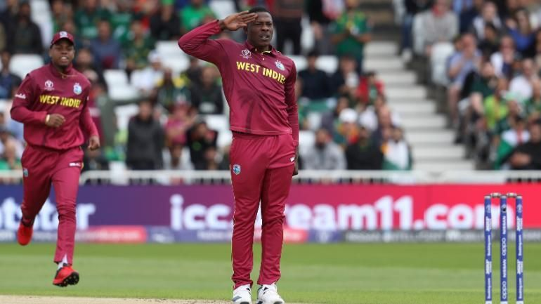 Windies vs Pakistan - World Cup 2019