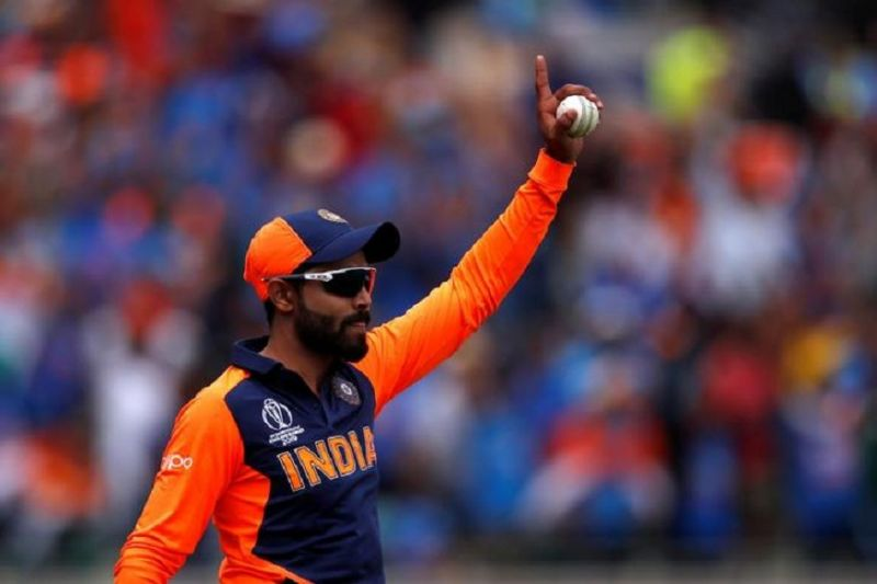 Jadeja was absolutely brilliant in the field