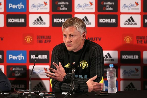 Solskjaer is still waiting to secure his third summer signing
