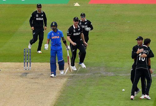 भारतीय टीम का वर्ल्ड कप का सफर समाप्त