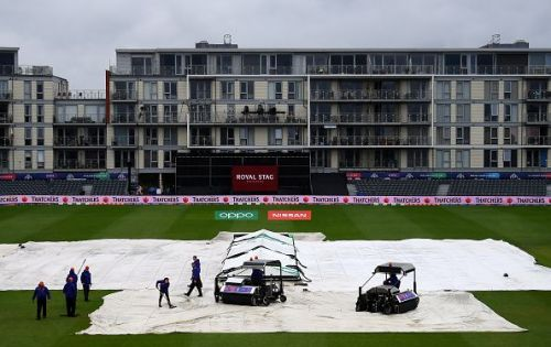 The rain has played a spoilsport at the World Cup 2019.