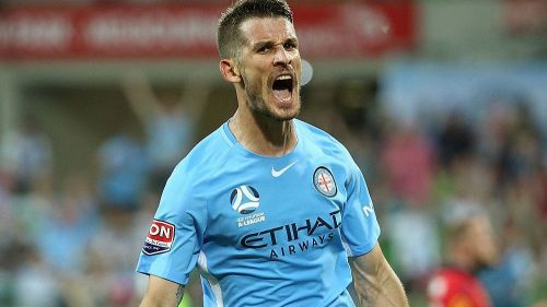 Dario Vidosic is the second Australian player in Antonio Lopez Habas' squad after David Williams.