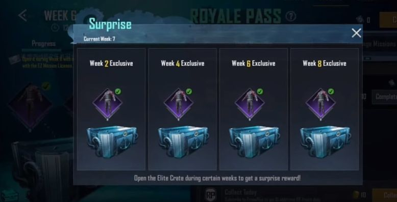 PUBG Mobile Season 8 Royale Pass: Now Send Royal Pass As Gift From
