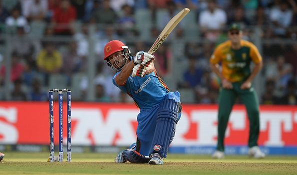 Gulbadin Naib has been a utility player for Afghanistan