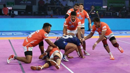 Can a new looked Puneri Paltan win the PKL 7 trophy?