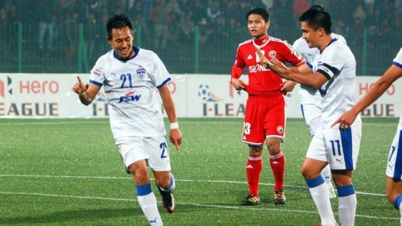 Udanta Singh became a regular for Bengaluru FC in the starting eleven from the third season