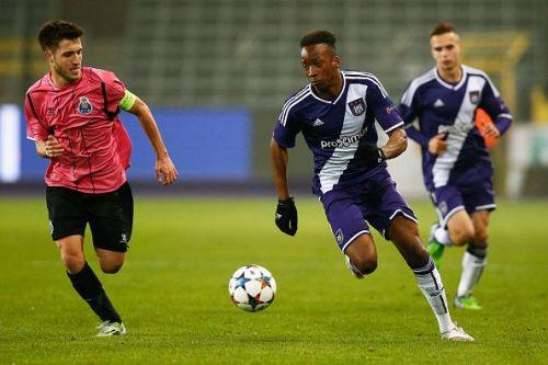 Anderlecht v FC Porto: UEFA Youth League Quarter Final