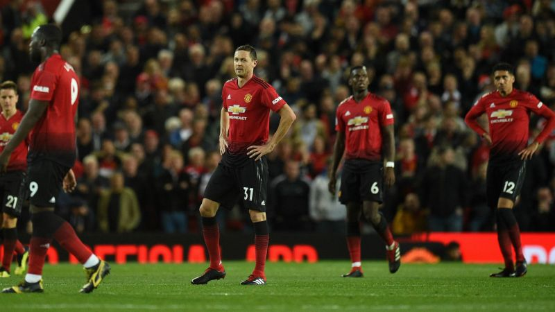 Manchester United failed to qualify for the 2019-20 UEFA Champions League