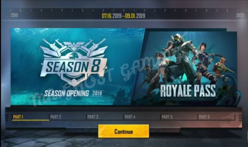 pubg mobile season 4 release date and time