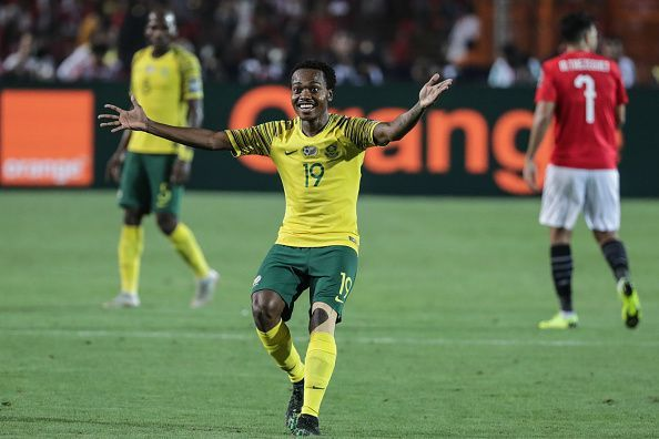 2019 Africa Cup of Nations - Egypt vs South Africa