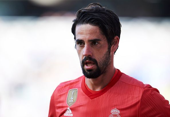 Real Madrid could sell Isco instead of James Rodriguez