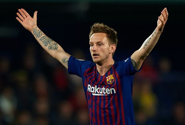 Rakitic could be used as a makeshift to bring Neymar to Nou Camp