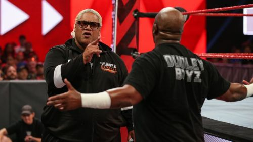 Rikishi and D-Von Dudley