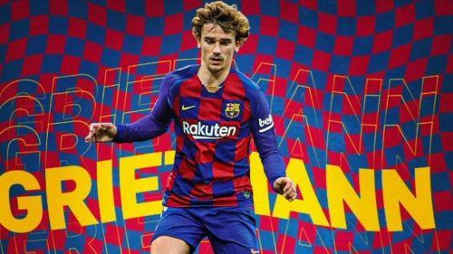 FC Barcelona have paid Antoine Griezmann's release clause.