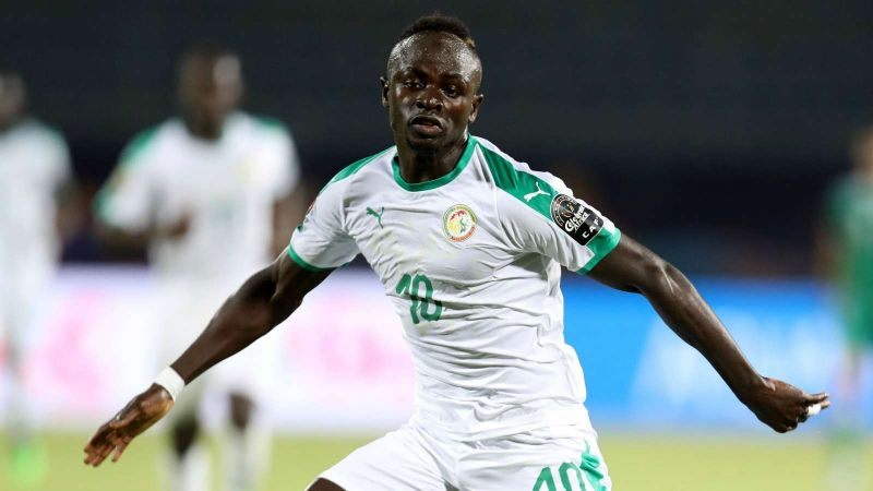 Sadio Mane scored a brace in Senegal