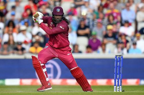Chris Gayle will look to finish his World Cup career on a high
