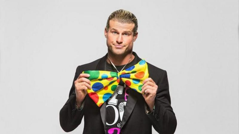 dolph ziggler stand up comedy