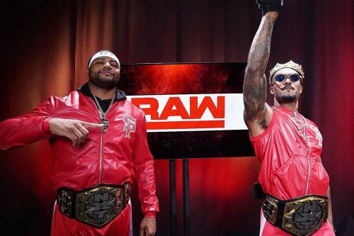 The current NXT Tag Team Champions made RAW their own last night.