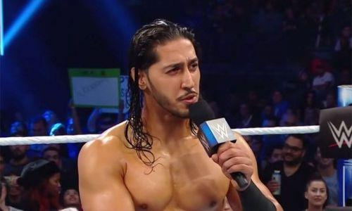 अली ने शिंस्के नाकामुरा को हराने के बाद चुनोती दी