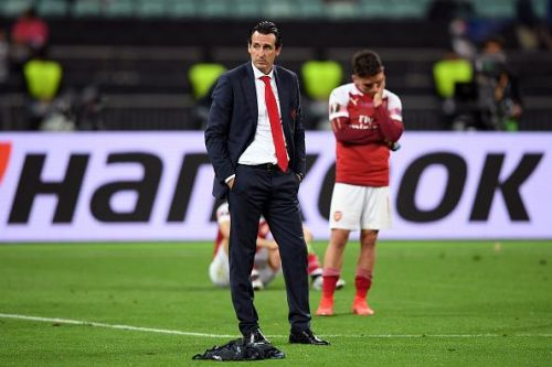 Things could get tricky for Unai Emery and his men