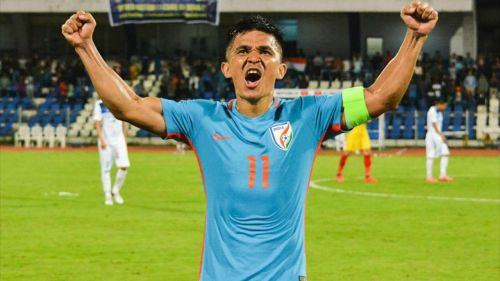 Sunil Chhetri is one of the most prolific international goalscorers of our generation.