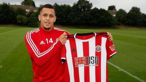 Ravel returns: Morrison signed a one-year deal with PL newcomers Sheffield United in midweek