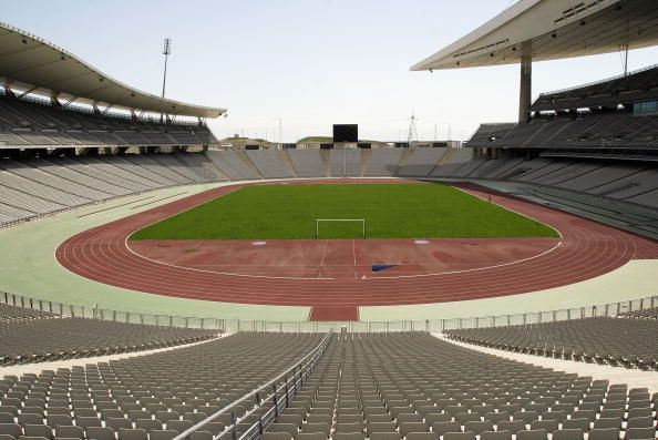 Ataturk Olympic Stadium - Venue for 2005 Champions League Final