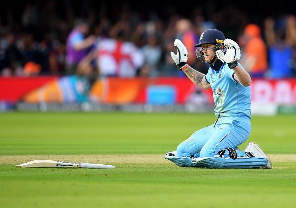 New Zealand v England - ICC Cricket World Cup 2019 Final