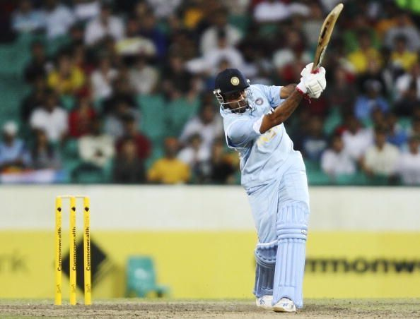 Uthappa became an overnight sensation when he scored a brilliant 86 against England in his debut ODI match