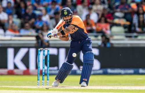 Virat Kohli will be key to India's chances in the 2019 World Cup