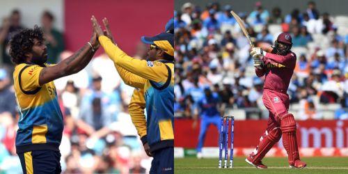 श्रीलंका  vs वेस्टइंडीज
