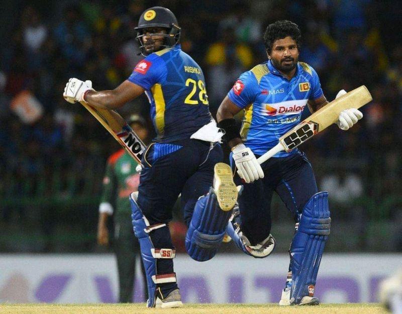 श्रीलंका ने बांग्लादेश को 7 विकेट से हराया