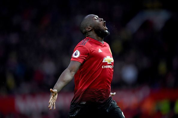 Manchester United have rejected a €70m bid for Lukaku