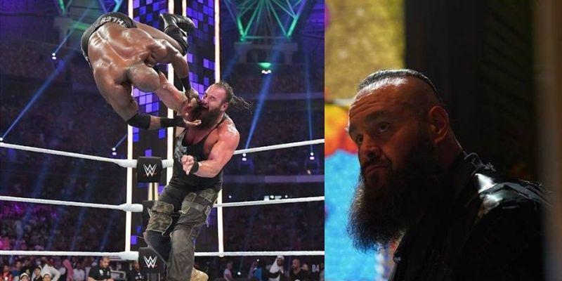 WWE Superstar Braun Strowman is a true patriot
