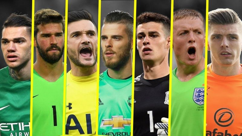 Some popular goalkeeping options from the previous season of FPL