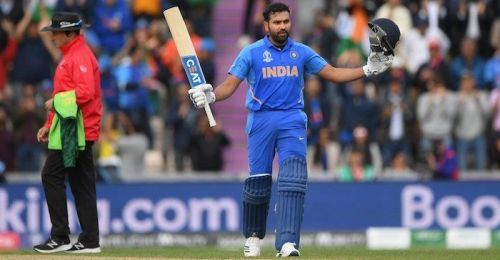 Rohit Sharma scored five centuries in 2019 World cup