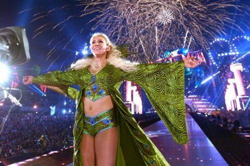 Charlotte Flair at WrestleMania