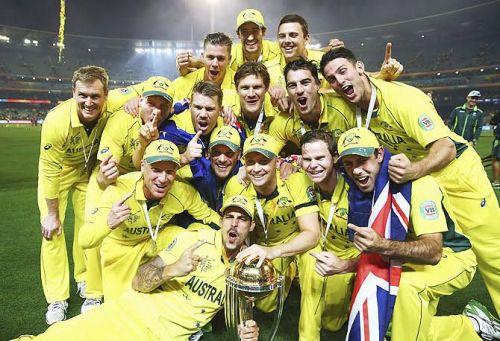 Australia Team