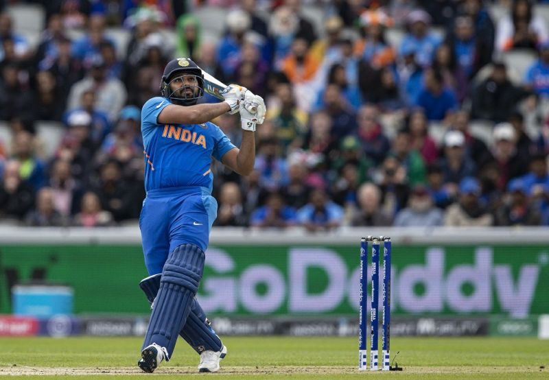 Rohit Sharma equals Sourav Ganguly's record of most hundreds by an Indian in a single World Cup edition