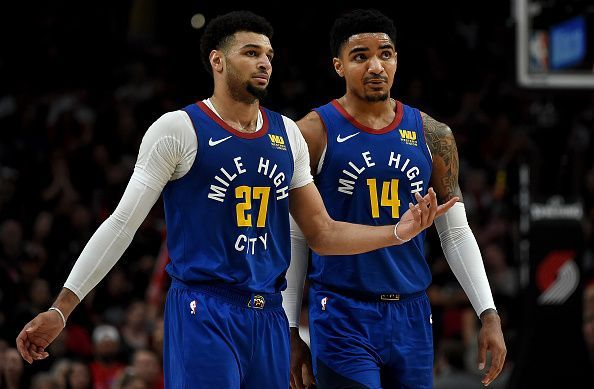 Denver Nuggets have one of the most well balanced teams in the NBA right now