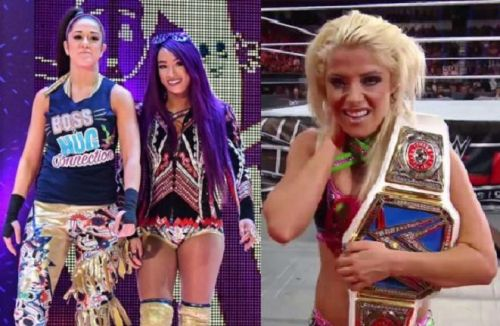 Will Bayley have some help of her own on Sunday night?