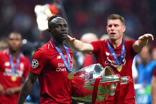 Sadio Mané has spoken about the pre-conceived notion about African football