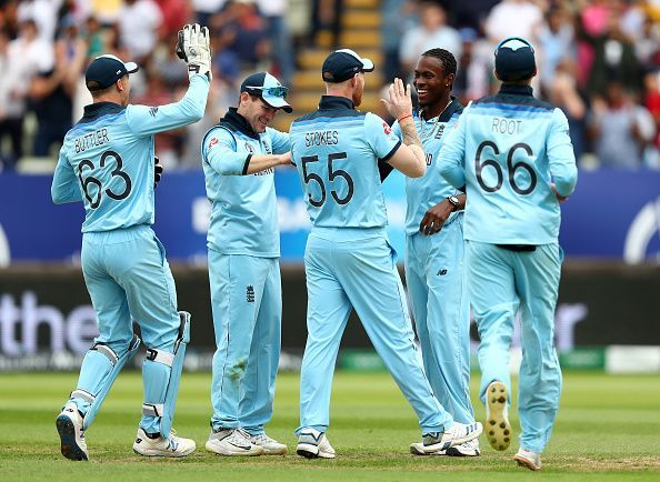 England on the brink of writing history