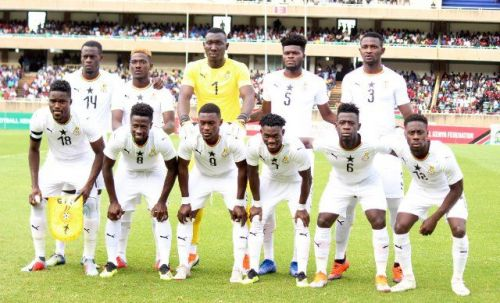 Ghana go in to the game as overwhelming favorites