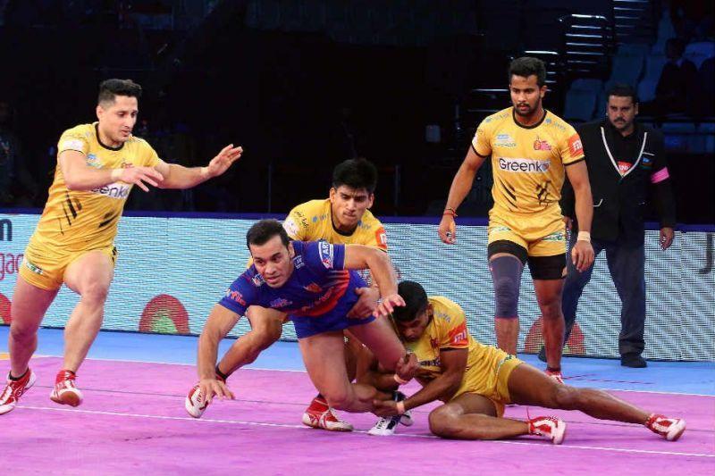 Meraj Sheykh will be key against the Telugu Titans