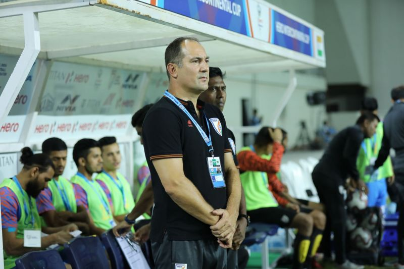 Igor Stimac also missed players like Jeje Lalpekhlua and Ashique Kuruniyan in the Indian team who are missing due to injury