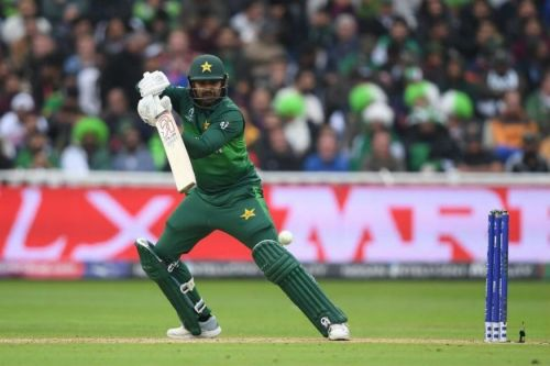 Haris Sohail's 89 set up the victory for Pakistan against the Proteas at the historic Lord's