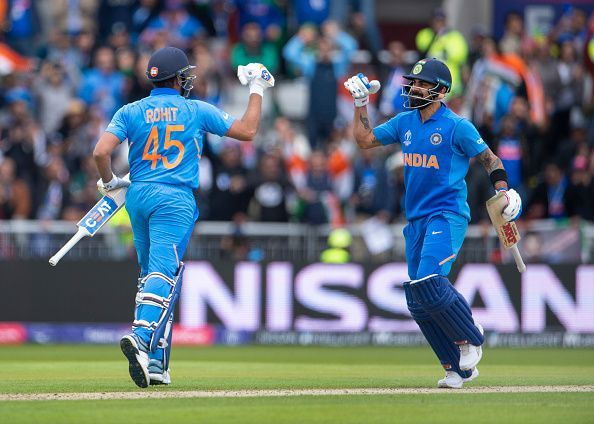 Rohit Sharma and Virat Kohli will hold the key against Sri Lanka